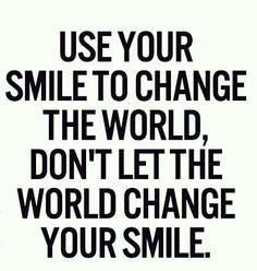 Keep smiile
