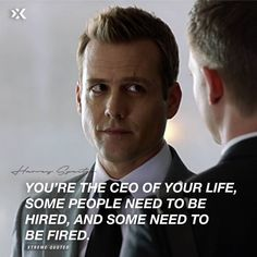 Interesting way to think about it. Suits Usa, Gabriel Macht, Boss Quotes, True Quotes, Quotes Quotes, Motivational Quotes For Success, Inspirational Quotes, Motivation Quotes, Motivation Inspiration