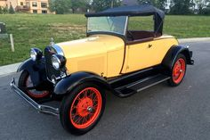 1929 Ford Model A: 40 Year Old Restoration - http://barnfinds.com/1929-ford-model-a-40-year-old-restoration/