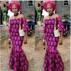 #asoebi #asoebispecial #speciallovers #wedding #makeover #dress #headgear @biibii_hair