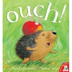 This is a GORGEOUS little book, really lovely for our autumn theme, and everybody has wanted to hear it again and again, particularly the 3-5 group :)