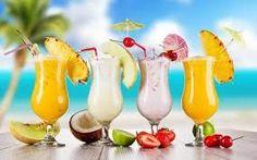 Carnival cruise lines bar menu