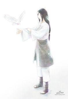Neji Hyūga (Shippuden ver.) by Snonfield on DeviantArt