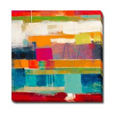Convergence by Ursula Brenner Gallery-Wrapped Canvas Giclee Art