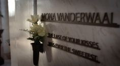 The last of your kisses was ever the sweetest. #RIPMona