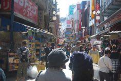 DÍA 3: TOKYO – Ueno, Akihabara y Odaiba (Onsen) (Japón)