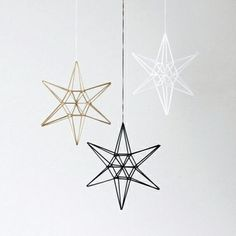 xmas decor diy - in chalk Minimal Christmas, Black Christmas, Noel Christmas, Modern Christmas, Scandinavian Christmas, Christmas And New Year, Winter Christmas, Christmas Crafts, Christmas Ornaments