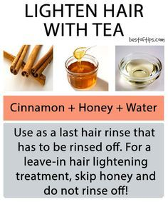 Tea holds an important place in beauty these days. Gone are the days when kitchen ingredients were only used for making dishes and drinks; organic and natural ingredients are now used for beauty purposes widely. Tea rinses are used for various hair issues- lighten, darken, dandruff etc. In this post, we will see how to lighten your hair with tea- CHAMOMILE TEA Chamomile tea is the best when it comes to hair lightening. Chamomile has natural hair lightening and conditioning properties that…