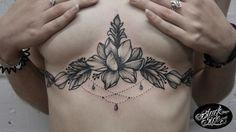 моя 3 татуировка