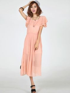 Summer Dresses for Women with Sleeves