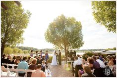 Independence Grove Reception Libertyville Chicago Wedding Venues