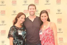 Hanging out with #JoshTurner last night before the concert. #timeislove #firecracker #whydontwejustdance