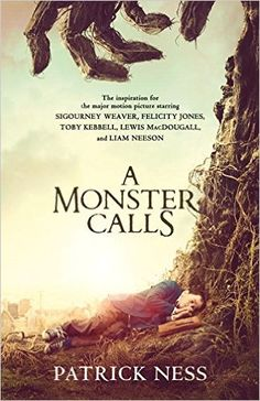 Amazon A Monster Calls Novel Movie Tie In