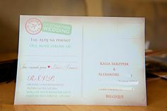 lufcik blog map travel themed wedding invitations