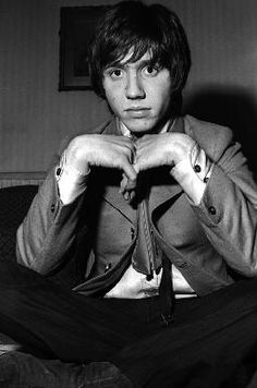 Stevie Wright of The Easybeats