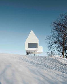 High House by Architecture Studio Delordinaire – Fubiz Media