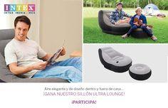 ¡Gana nuestro sillón Ultra Lounge!