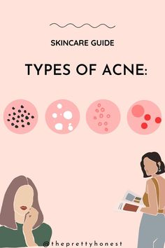 Best Skin Care Regimen, Skin Care Tips, Anti Aging Skin Care, Natural Skin Care, Anti Aging Tips, Natural Beauty Tips, Skin Care Routine Steps, Daily Face Care Routine, Acne Types