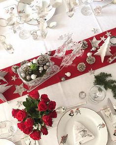 @ingunnslykke My Christmas Table