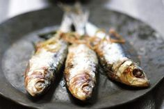 Simple Grilled Whole Sardines with an Incredible Thai Sauce: Thai Grilled Sardines with Side Sauce - Yummy, Healthy, Sea-Friendly Recipe!
