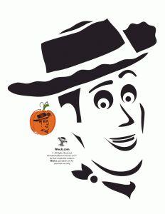 jessie toy story pumpkin stencil silhouette pinterest jessie