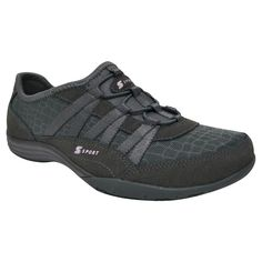 Women's S Sport By Skechers Relax'D Performance Athletic Shoes - Grey 6.5, Gray