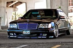 Mercedes-Benz 560SEL W126 BRABUS | BENZTUNING | Performance and Style