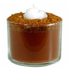 Spiced Pumpkin Candle |Parfait Candle |Food Candle | Scented Candle | 8.5oz Jar