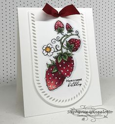 my Ink well: Have A Sweet Birthday Little Christmas, Christmas Cards, Fusion Card, June Challenge, Heart Sketch, Christmas Challenge, 8th Of March, Red Ribbon, Paper Cards