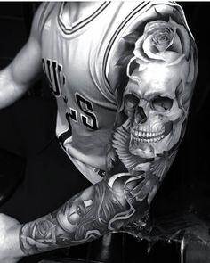 Great 3D tat