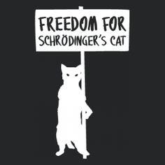 Freedom for Schrödinger´s cat!