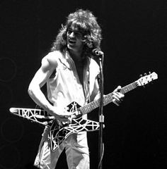 Eddie, the greatest guitar ever!