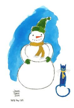 I just love Pete the Cat!