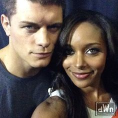 New Selfie from Eden and Cody Rhodes at a WWE Live Event http://dailywrestlingnews.com/?p=72337