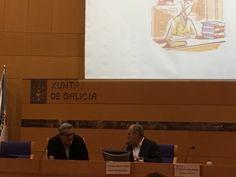 V Jornadas Bibliosaúde sobre Redes Sociais en Ciencias da Saúde. Santiago de Compostela, 2016. Rafa Bravo y Carlos G. Guitián