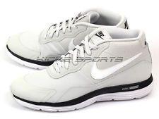 Nike Dual Fusion Fresh Mid Light ASH Grey/White-Black Sports Running 684967-011