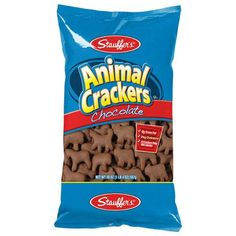 Chocolate graham animal crackers combine our great tasting animal crackers with chocolate to your kids a fun snack. Like Chocolate, Chocolate Flavors, Chocolate Cookies, Yummy Snacks, Snack Recipes, Healthy Snacks, Animal Crackers, Animal Snacks, Gifts For Cooks