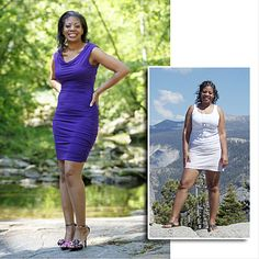 Cynthia Barnett lost weight using fitness DVDs! Go Cynthia! | health.com