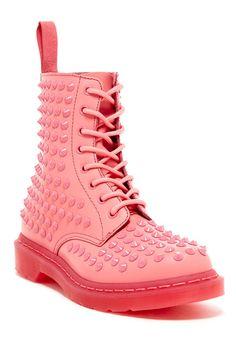Dr. Martens Spike Lace-Up Boot. AHHH AHHHHH