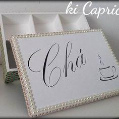 Caixa de chá  #caixadecha #chá #caixasespeciais #caixaspersonalizadas #personalizados