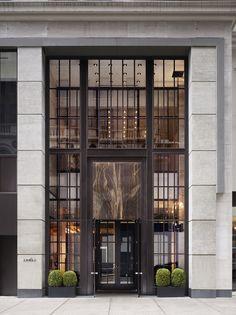 entry design - Tony Chi office NY