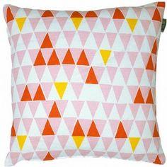Spira Jaffa Pink Swedish Cushion