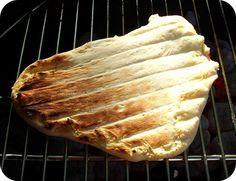 Vegan Mother Hubbard: Vegan Grilling No. 6 Cornmeal and Quinoa Flat Breads