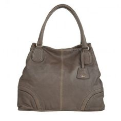 Abro Tasche – Mokka Tote Leather Oxblood – in braun – Henkeltasche für Damen