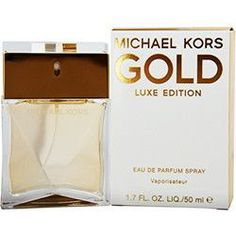 MICHAEL KORS GOLD LUXE EDITION by Michael Kors (WOMEN)