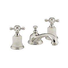 Kallista: Amedee/Baccarat Bambous Basin Faucet Set, Less Inserts: P22500-00