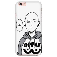 One Punch Man - Saitama - Iphone Phone Case - TL00922PC