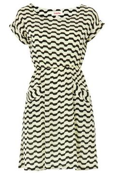 a6216d0f385 black and white dress Stripe Dress