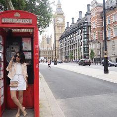 A Love Affair With Fashion : London Diary