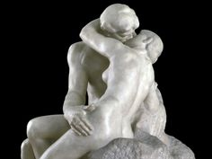 The kiss, Rodin (Musee Rodin, Paris)